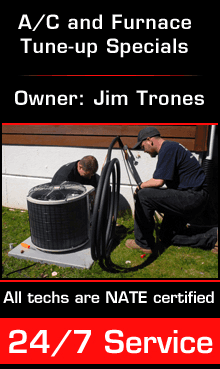 Heating and Air Conditioning Contractor - Racine, WI - Comfort Flow Heating and Air L.L.C.