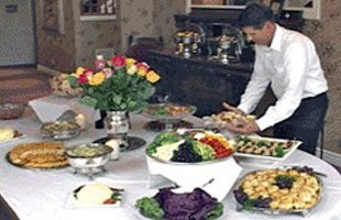 Del Monte Meats catering services