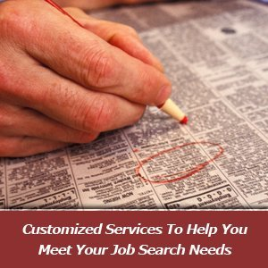 Job Search Services - Silver Spring, MD - Lemberg Tutoring & Job Search Services - Job Search Services - Customized Services To Help You Meet Your Job Search Needs