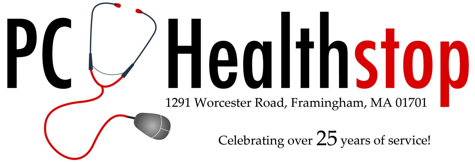 PC Healthstop - Logo