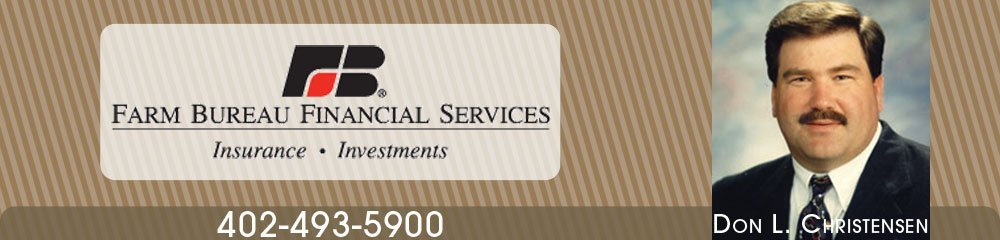 Insurance Agent - Omaha, NE - Don L. Christensen