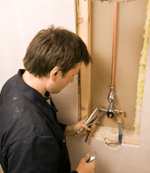 Plumber - Boca Raton, FL - Warren Malkiel Plumbing Inc. - a plumber
