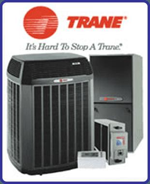 Air condition brand Trane