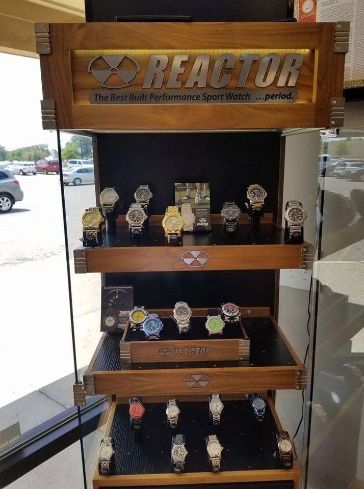 Reactor watches