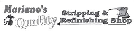 Quality Stripping & Refinishing - Logo