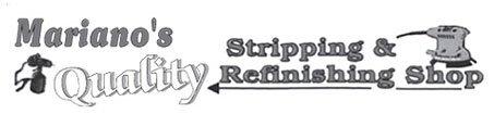 Quality Stripping & Refinishing - Logo