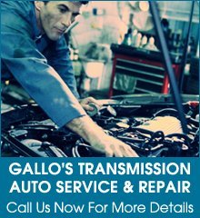 Automotive Repair - Ocala, FL - Gallo's Transmission Auto Service & Repair