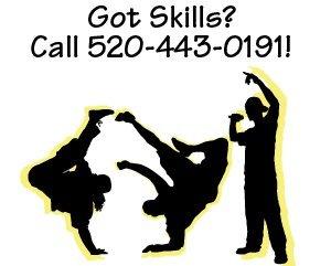 breakdancing - Tucson, AZ - Always Into Something - Got Skills?  Call 520-443-0191!