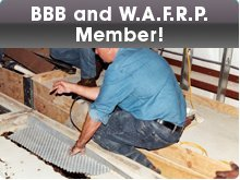 Basement Waterproofing   Milwaukee, WI   Basement Repair By MC Service    BBB And W.A.F.R.P.