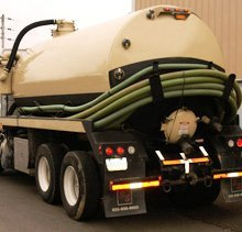 septic service - Lake City, FL  - Ford's Septic Tank Service LLC - Septic Truck