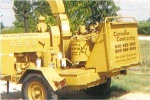 bush removal | New Braunfels, TX | Cornelius Contracting  | 830-629-3662