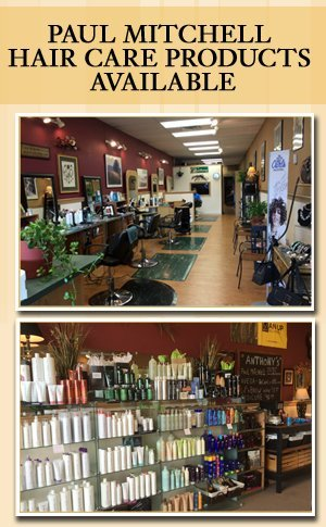 Full Service Hair Salon - Newark, DE - Salon by Anthony - Paul Mitchell Hair Care Products Available