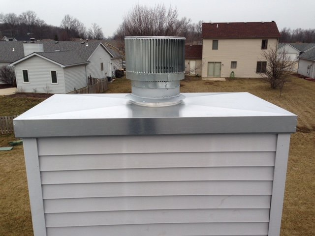 Dusty Brothers Chimney Cleaning Photo Gallery Fort Wayne In