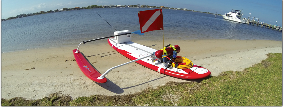 Nationwide - H20 Entertainment Inc - SUP Outrigger