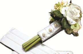 Bouquet Snap Wrap | Coventry, CT | National Ribbon Co. | 800-523-9324