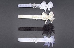 Corsage Snap Bracelets | Coventry, CT | National Ribbon Co. | 800-523-9324