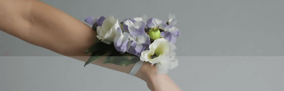 Bracelets, Bouquets, Wristlets   Coventry, CT   National Ribbon Co.   800-523-9324
