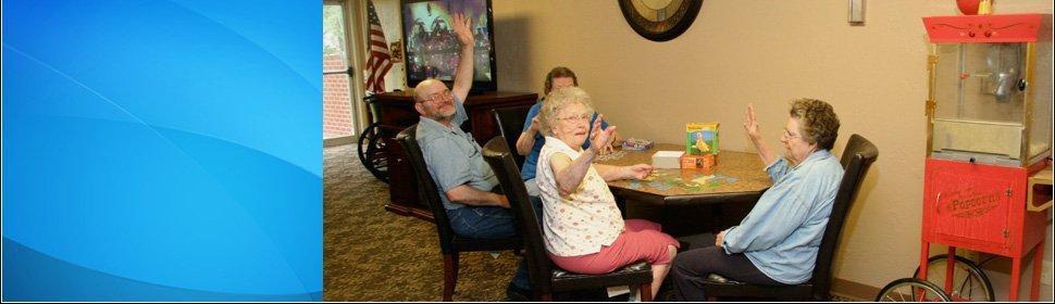 St . John Senior Care | Stafford, KS | Leisure Homestead Association | 620-234-5208