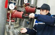 Water pump service