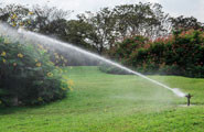 Golf water system