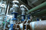 Pump machine