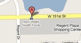 New Vitality Health Foods Inc. 9177 151St. Street, Orland Park, IL 60462