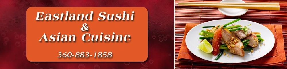 Japanese Restaurant - Vancouver, WA - Eastland Sushi & Asian Cuisine