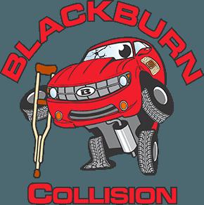 Blackburn Collision Center - Logo