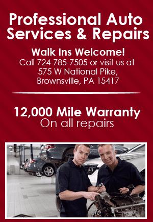 Parts Plus -The One Stop Shop  - Auto Repair Shop - Brownsville, PA