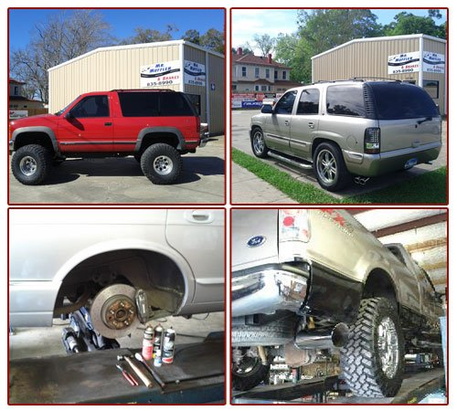 Car Brakes - Beaumont, TX - Mr Muffler & Brakes