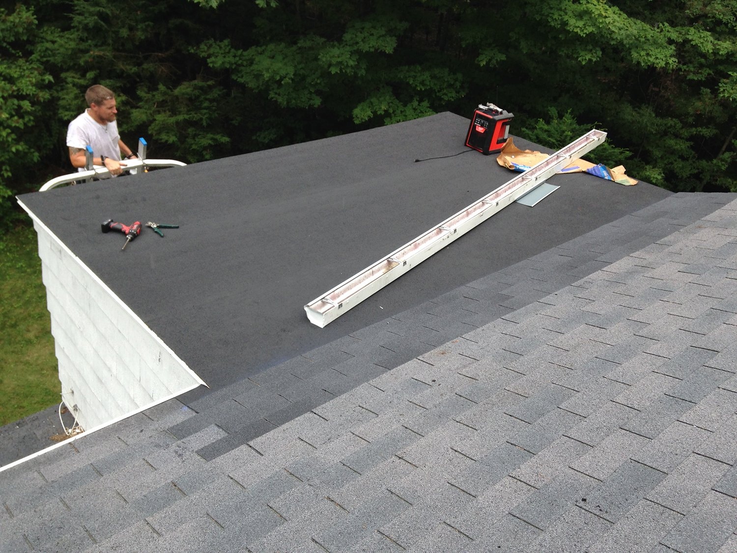 roof protection