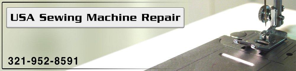 Sewing machine repair Melbourne, FL - USA Sewing Machine Repair