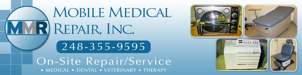 Southfield, MI On-Site Medical Equipment Repair - Mobile Medical Repair, Inc.