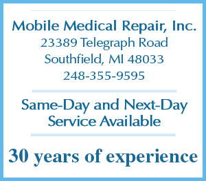Medical Supply Repair - Southfield, MI - Mobile Medical Repair Inc