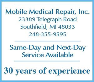 Medical Supply Repair - Southfield, MI - Mobile Medical Repair Inc
