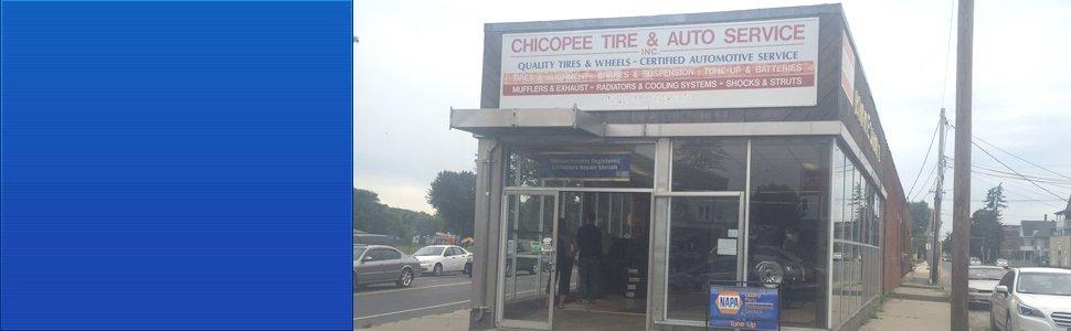 tire and auto service | Chicopee, MA | Chicopee Tire & Auto Service | 413-534-1142