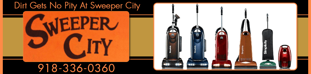 Vacuum Sweeper Repair - Bartlesville, OK - Sweeper City