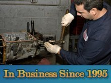 Transmission Specialist - Williamsburg, PA - Brumbaugh's Transmission Service - Transmission Repair - In Business Since 1995