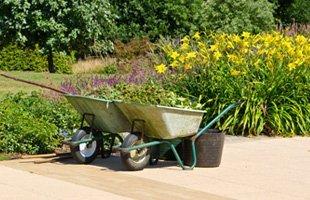 A gardening materials