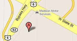 Madison Motor Services Inc. 2921 W. State Street, Fremont, OH 43420