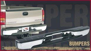Bumpers - Hattiesburg, MS - Trucks Plus Auto Accessories