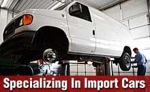 Auto Repair Service - Kihei, HI - Frog's Repair With Mobile Service