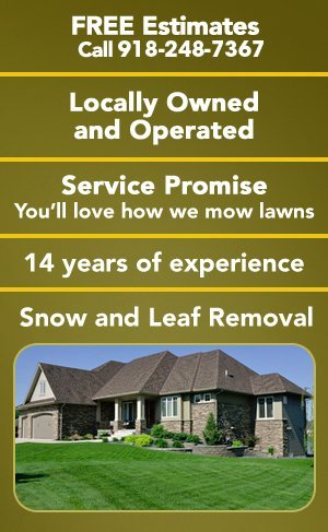 Lawn Maintenance - Sapulpa, OK - Tier One Lawn & Landscape