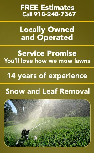 Irrigation - Sapulpa, OK - Tier One Lawn & Landscape