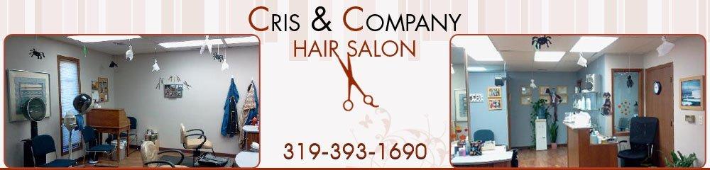 Family Salon - Cedar Rapids, IA - Cris & Company Hair Salon