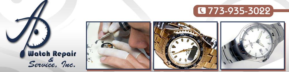 Watch Repair Shop Chicago, IL - A D Watch Repair & Services, Inc.