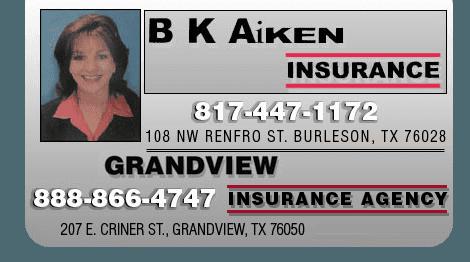 B.K. Aiken Insurance