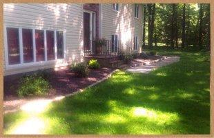 yard work | Bristol, CT | Martin Landscaping & Horticultural Services LLC | 860-585-6570