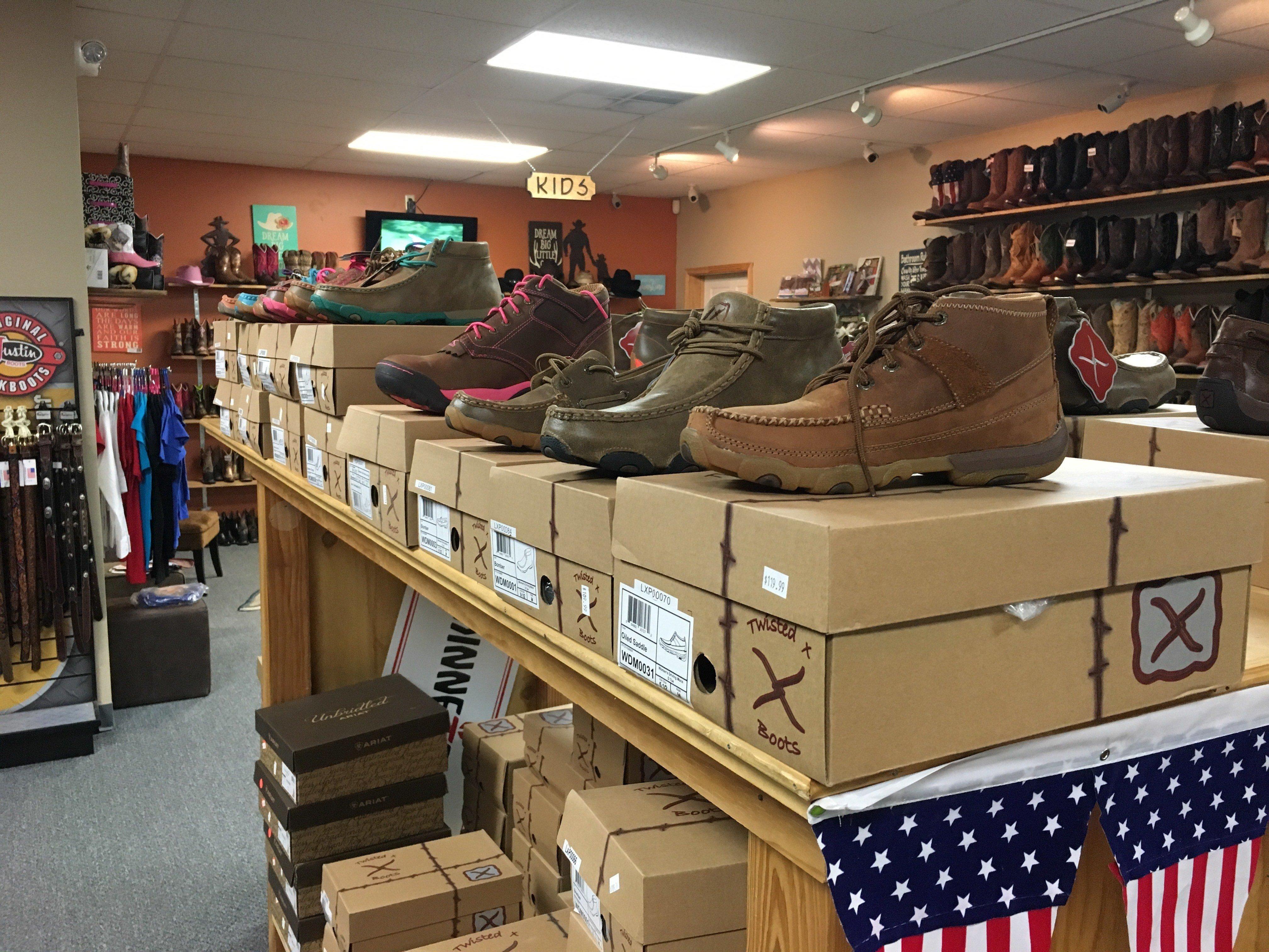 Ladies' boots