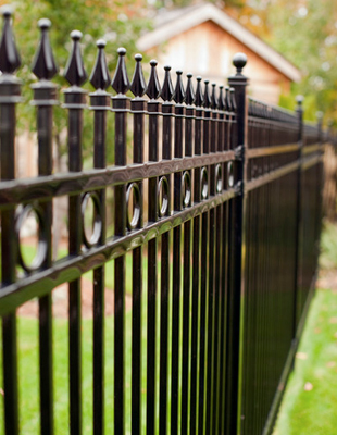 Custom Iron Fences Memphis Tn Martin Custom Iron Works